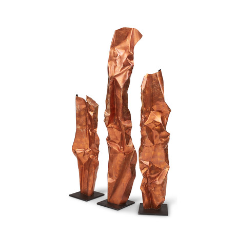 Crumpled Sculpture (Small)