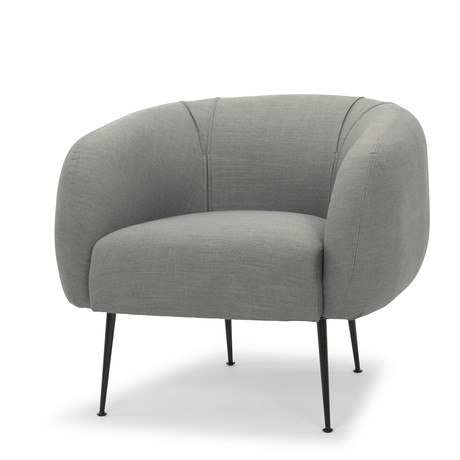 Sepli Accent Chair (Curry)