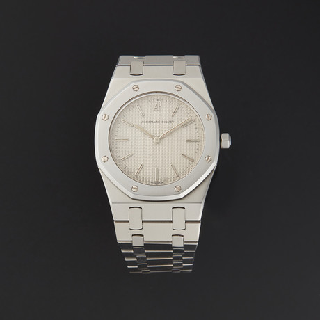 Audemars Piguet Royal Oak Quartz // Pre-Owned