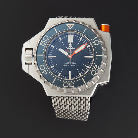 Omega Seamaster Ploprof Automatic // Pre-Owned
