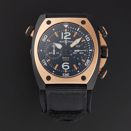 Bell & Ross Chrono Automatic // Pre-Owned