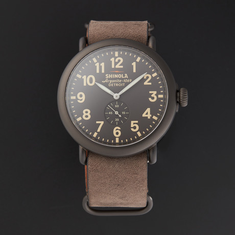 Shinola Argonite Quartz // Store Display