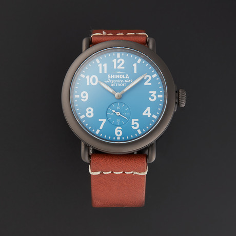 Shinola Argonite Quartz // Pre-Owned