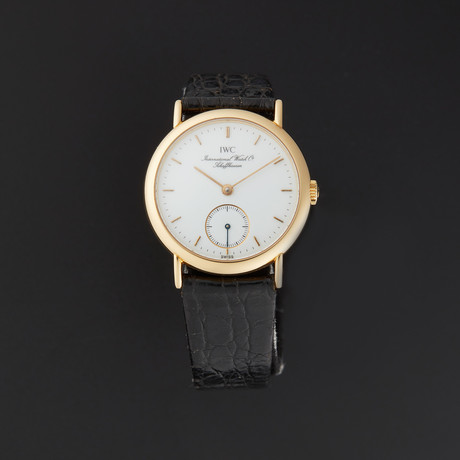IWC Da Vinci Manual Wind // Pre-Owned