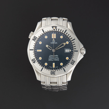 Omega Seamaster Automatic // Pre-Owned