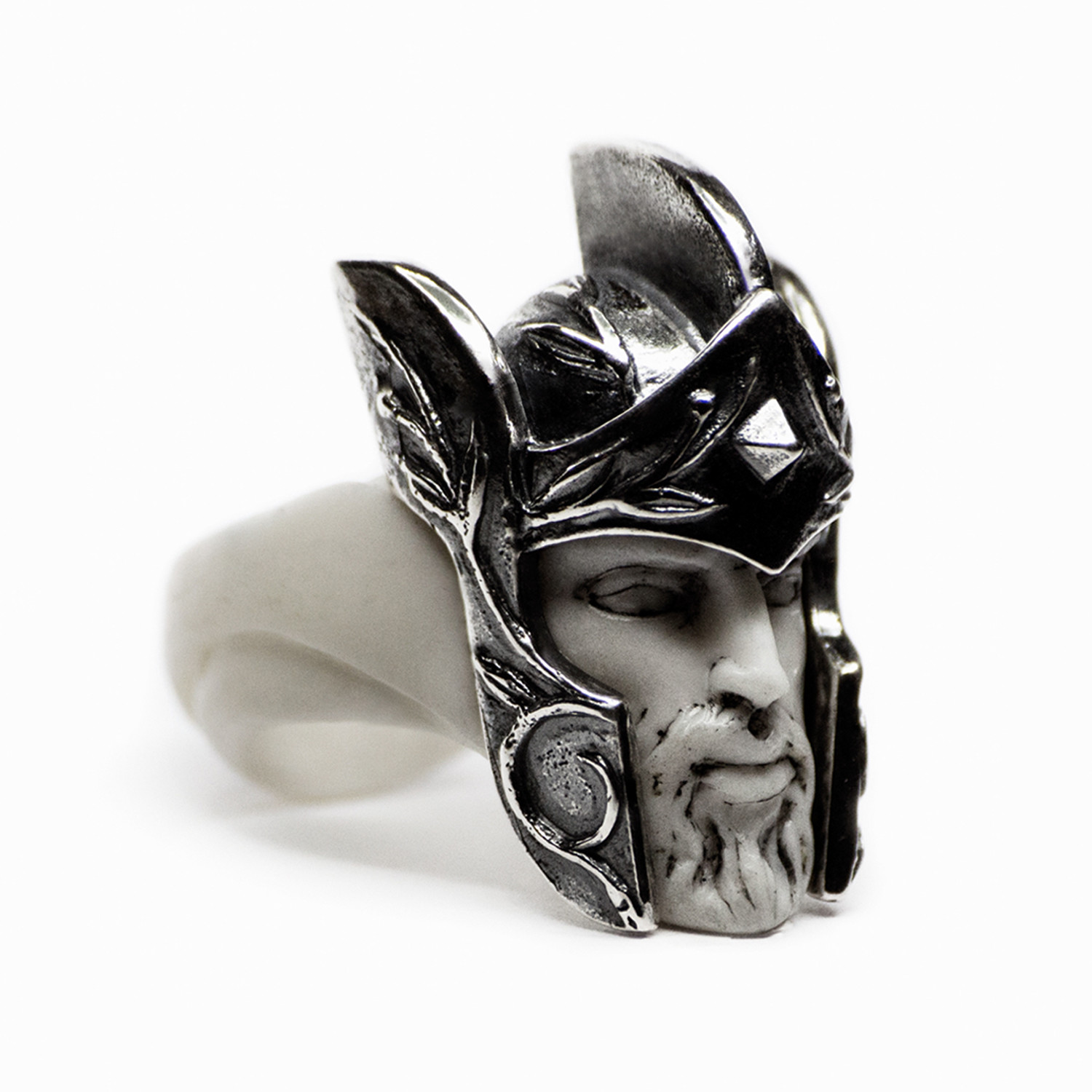 Achilles Ring (5) - Macabre Gadgets - Touch of Modern