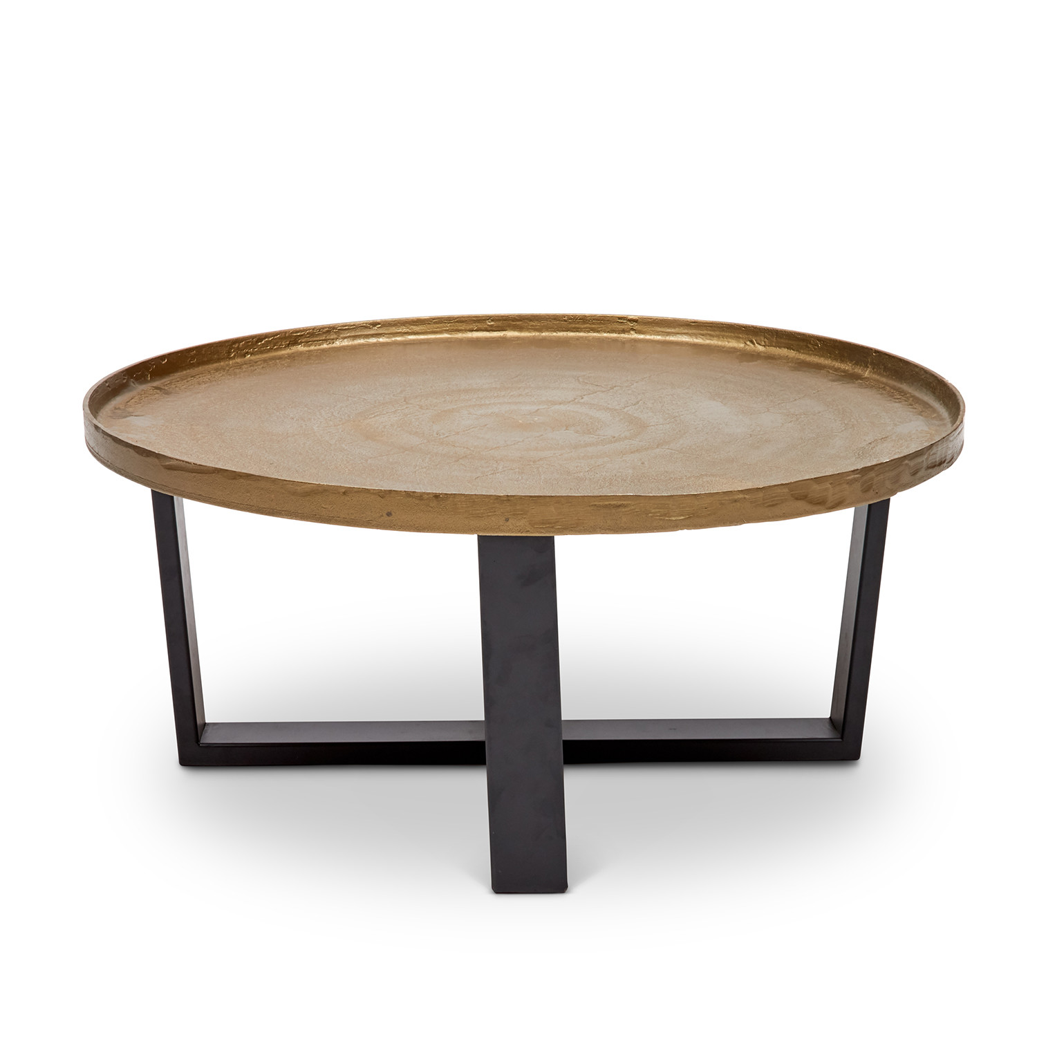 Zara Coffee Table (Antique Brass) - Urbia - Touch of Modern