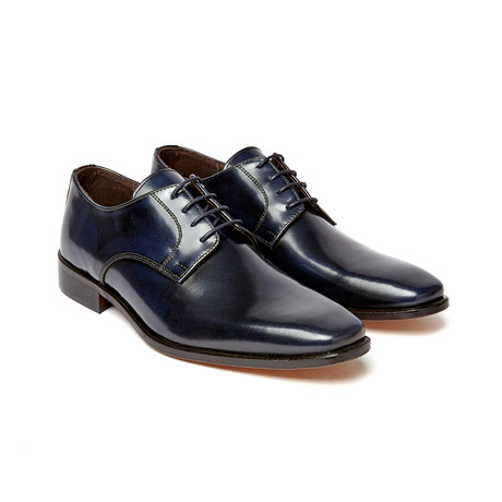 Cristian Plain Derby // Navy (Euro: 40)