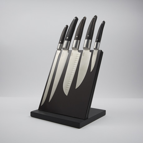 Laguiole Expression Kitchen Knives // Set of 5