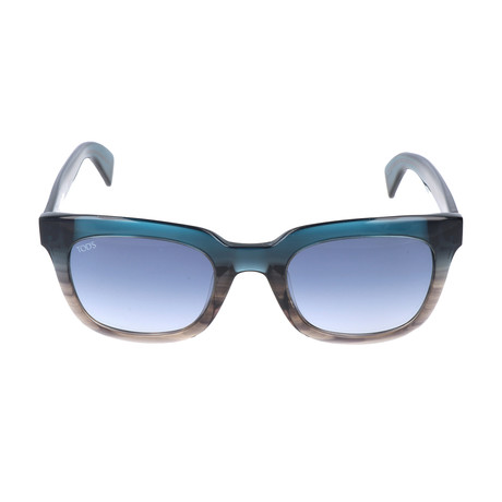 Men's TO0121 Sunglasses // Turquoise