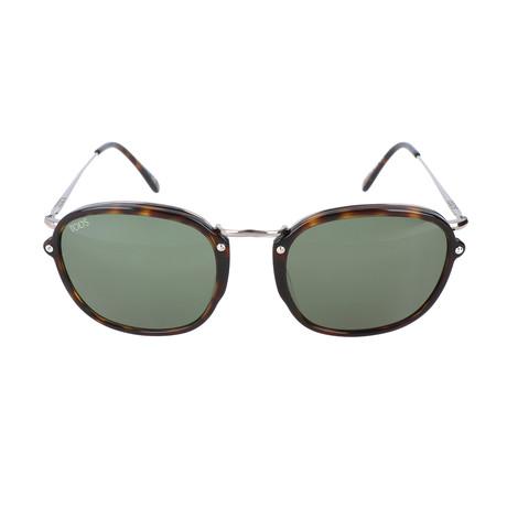 Men's TO0141 52N Sunglasses // Dark Havana