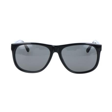 Mecca Sunglasses // Black
