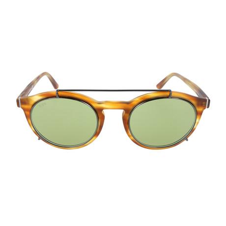 Diezel Spec Sunglass // Havana