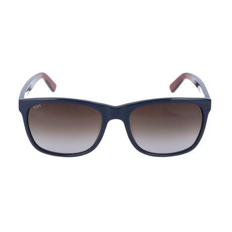 Men's TO0191 90B Sunglasses // Shiny Blue