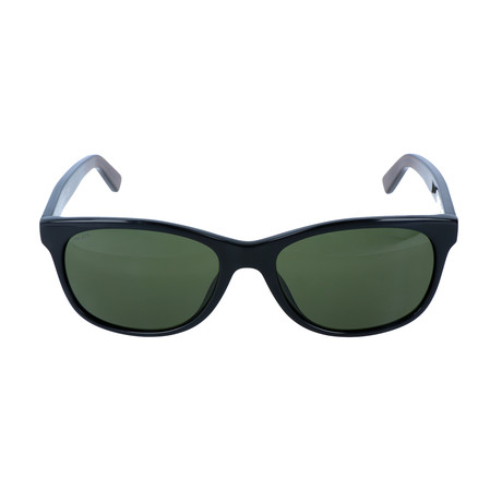 Men's TO0190 Sunglasses // Shiny Black