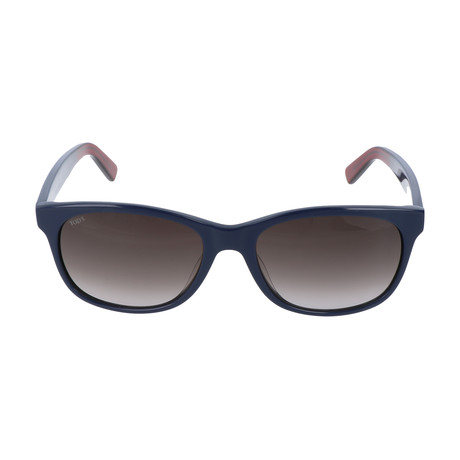 Men's TO0190 Sunglasses // Shiny Blue