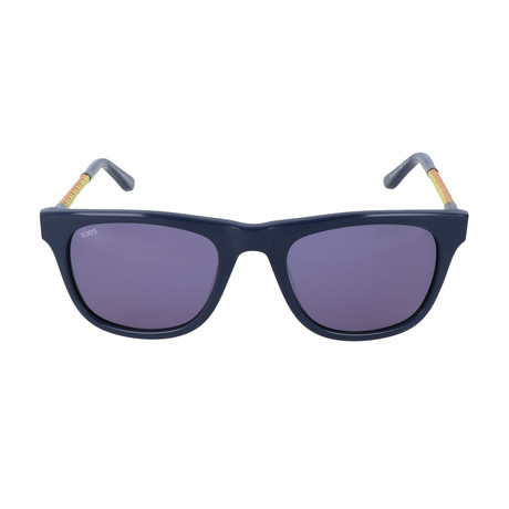 Men's TO0182 Sunglasses // Shiny Blue