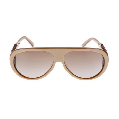 Women's TO0209 32G Sunglasses // Gold
