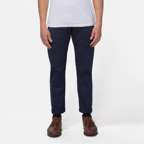 Gilet 5 Pocket Pant // Indigo Selvedge (S)