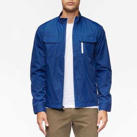 Staple Jacket // Ink Blue (S)