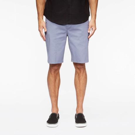Annex Walk Shorts // Prison Blue (S)