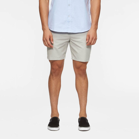 Collins Walk Shorts // Willow Grey (S)