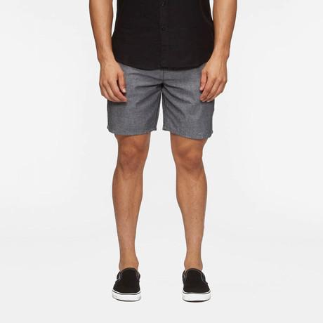 Kinney Walk Shorts // Black (S)