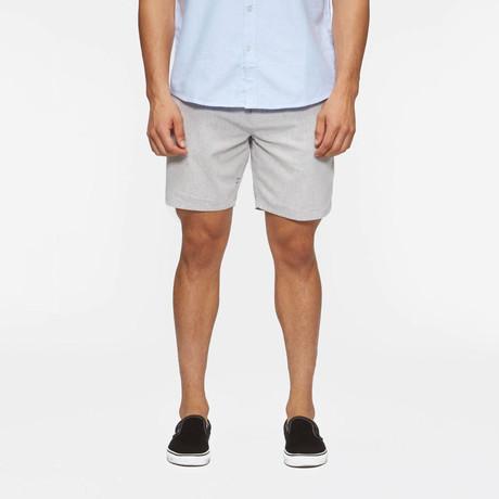 Kinney Walk Shorts // Iron Grey (S)
