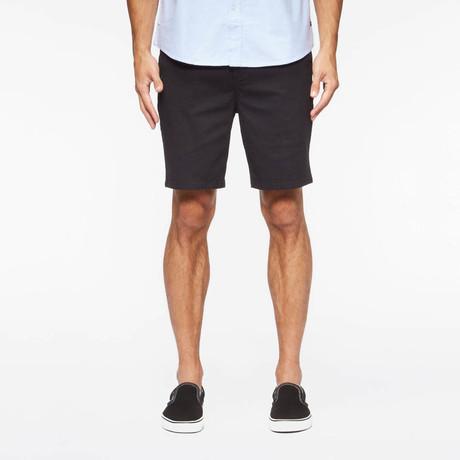 Annex Plus Walk Shorts // Black (S)