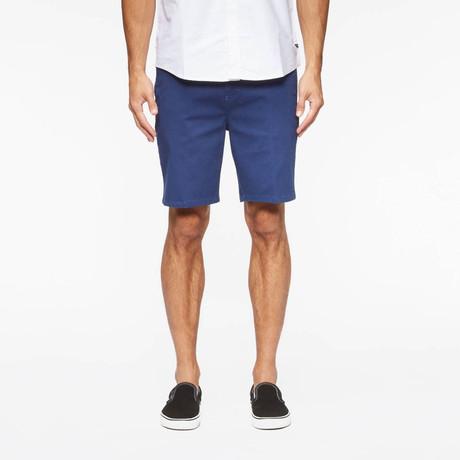 Annex Plus Walk Shorts // Ink Blue (S)