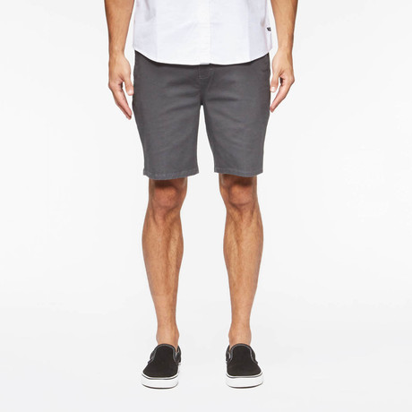 Annex Plus Walk Shorts // Iron Grey (S)