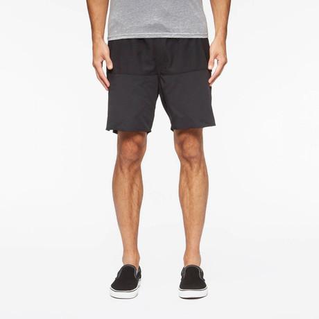 Lido Shorts // Black (S)