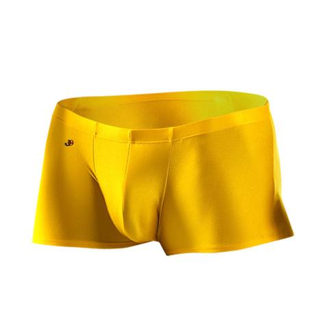 Joe Snyder Boxer // Yellow