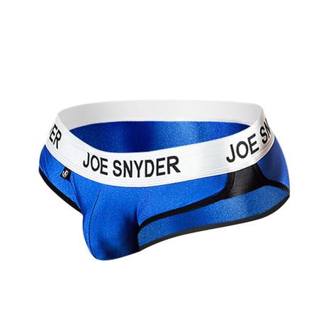 Joe Snyder Active Wear Bikini // Royal (S)
