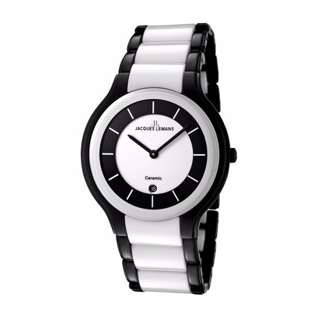 Jacques Lemans Dublin High Tech Quartz // 1581E