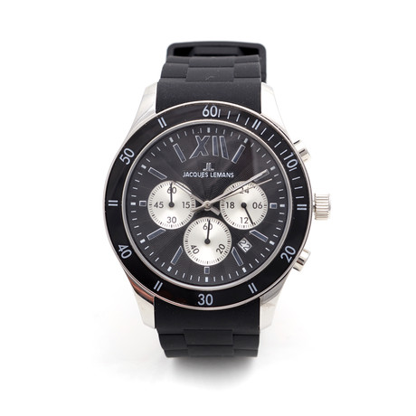 Jacques Lemans Rome Chronograph Quartz // 1586A