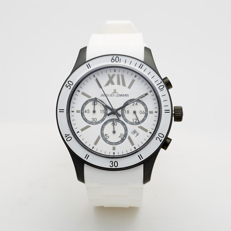 Jacques Lemans Rome Chronograph Quartz // 1586B