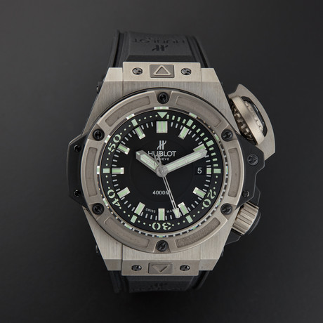 Hublot Big Bang Kind Power Diver Oceanographic Automatic // 731.NX.1190.RX // New