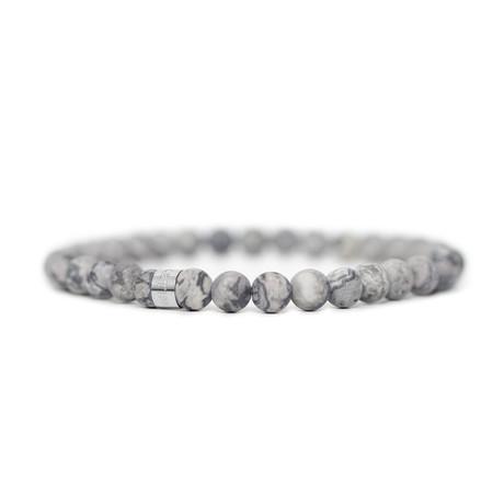 You Rock Bracelet // Gray