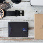 1.0 Wallet // Charcoal Black