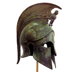 Chios Full Size Helmet (Without Stand)