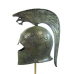 Potidean Officer Full Size Helmet (Without Stand)