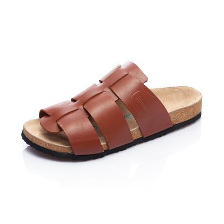 Kort Sandal // Tan (Euro: 40)