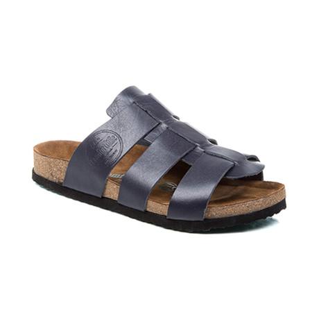 Kort Sandal // Navy (Euro: 40)