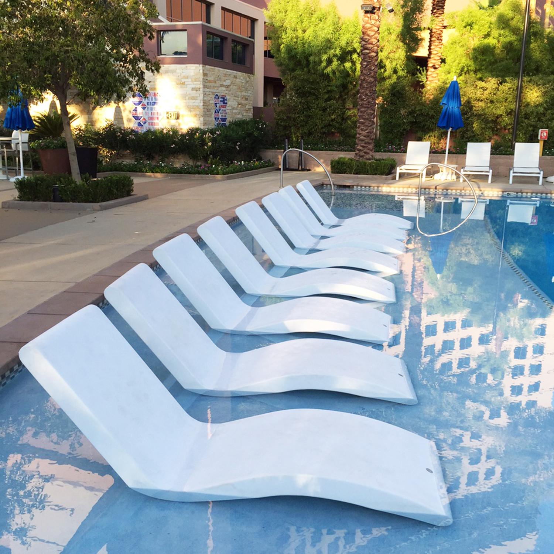 Playa In Pool Lounger Artkalia Touch of Modern