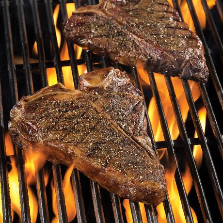 T-Bone Steaks // Set of 4
