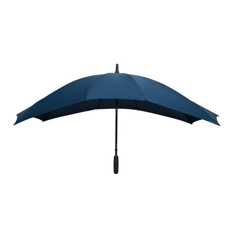 Falcone // Two Person Umbrella // Navy Blue