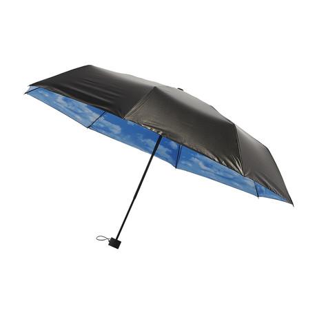 Double Canopy Folding Umbrella