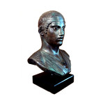 The Charioteer Of Delphi // Life Size Bust