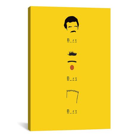 """Burt (26""""W x 18""""H x 0.75""""D)"""